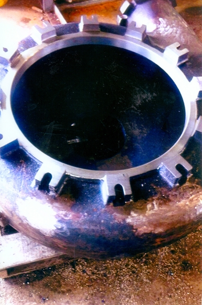 10 CK Slurry Pump Casing